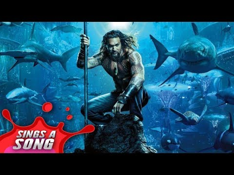 Aquaman Sings A Song (DC Comics Superhero Parody)
