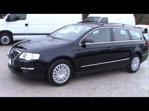 vw-passat-variant-1.9-tdi-comfortline-full-review,start-up,-engine,-and-in-depth-tour