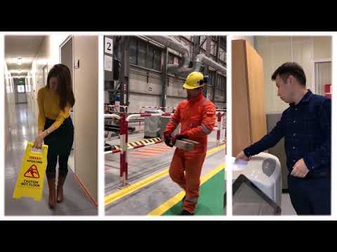 "Jana__english Presents The Video ""ERSAI Everyday At Work"""
