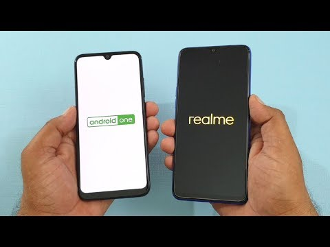 Mi A3 vs Realme 3 Pro SpeedTest Camera Comparison