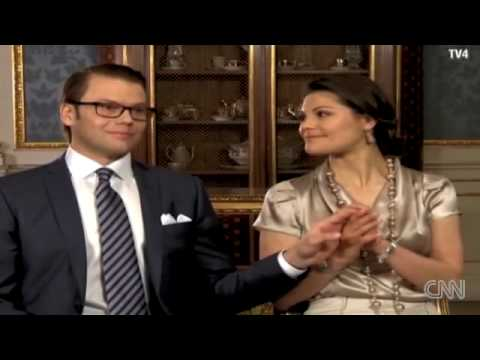 Sweden's Crown Princess Victoria to Marry Daniel Westling