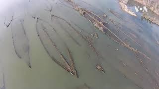 """美国新的国家海洋保护区: """"幽灵舰队"""""""