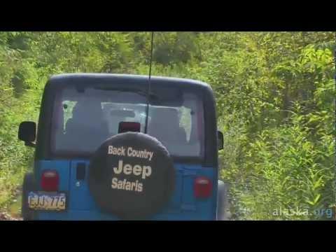 Alaska Travel Adventures: Backcountry Jeep & Canoe Safari in Ketchikan