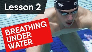 HOW TO BREATHE WHILE SWIMMING (New Step-by-Step TUTORIAL)