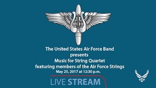 The United States Air Force Band 39 s String