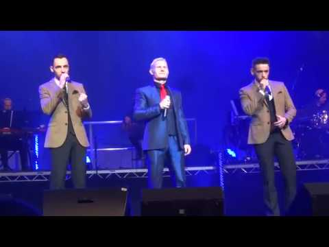 Rhydian, Richard and Adam   IMPOSSIBLE DREAM   18/9/16