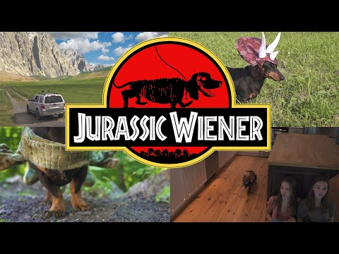 "Ep. 1: ""Jurassic Wiener"" - Dachshund Dinosaurs!"