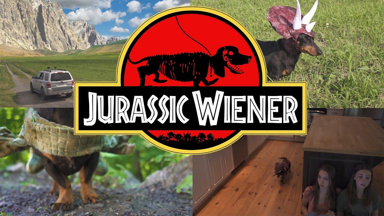 """Download Ep. 1: """"Jurassic Wiener"""" - Dachshund Dinosaurs!"""
