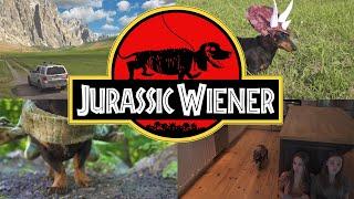 Ep. 1: 'Jurassic Wiener'  Dachshund Dinosaurs!