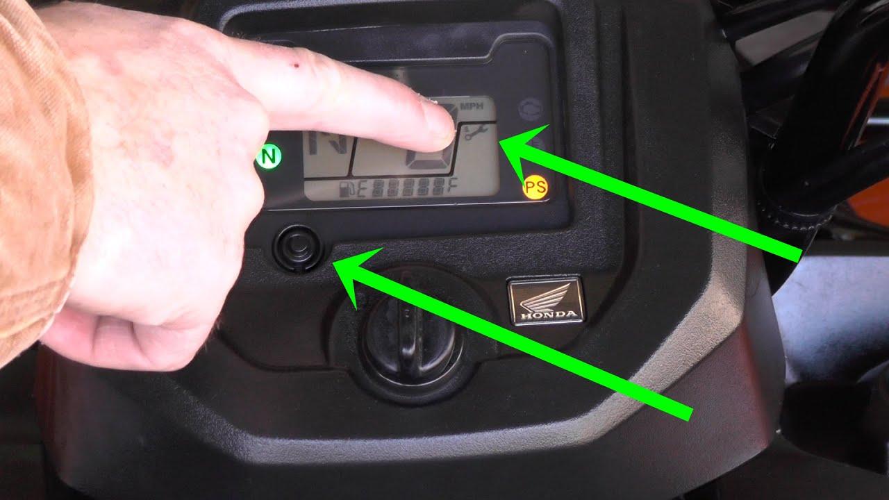 Honda Foreman Fuel Filter Location Rubicon 500