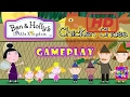 Ben and Holly's Little Kingdom - Chicken Chase Game For Kids - On KidsGame TV