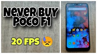 😭 Don't buy POCO F1 !! Shit phone !! problems in poco f1