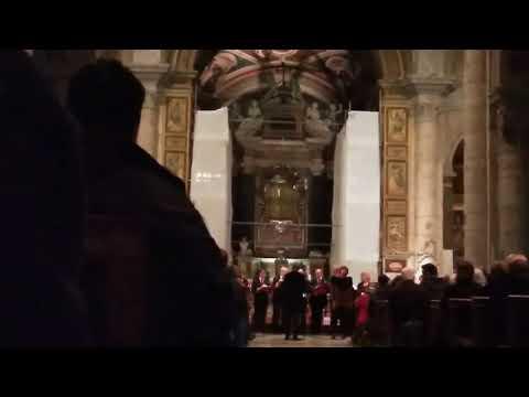 ROME -christmas Concert /december 2017/ РИМ - рождественский концерт