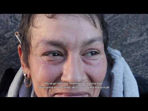 Homeless Crack and Heroin Addiction | 'Lounging around on Whitechapel High St' | DOCUMENTARY Video