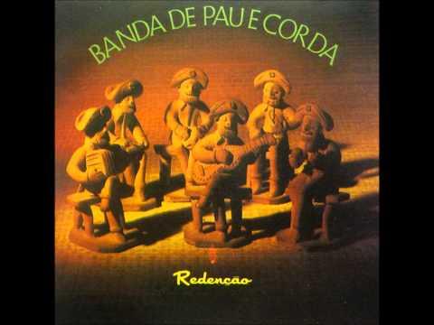 Banda de Pau e Corda - Redenção (1974) - Completo/Full Album