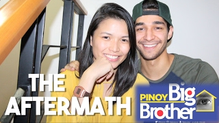 PBB 7 Dream Team Aftermath with Aura on the Outside (Pinoy Big Brother)
