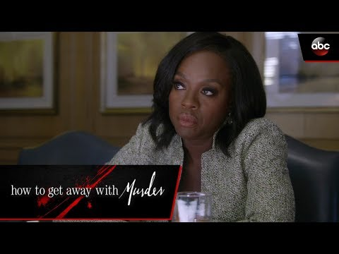 Annalise's Negotiations - How To Get Away With Murder