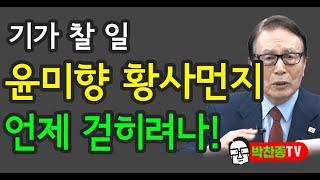 윤미향 황사먼지, 언제 걷히려나! / [박찬종TV]