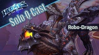 Robo-Dragon - Deathwing Quickmatch (Livestream)