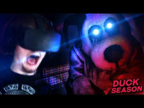 STUCK INSIDE THE GAME FOREVER. || Duck Season (Part 3) Nuke/ Forever Ending