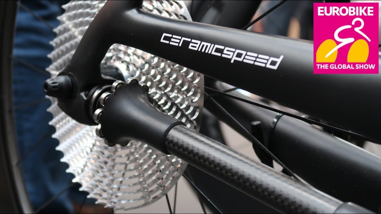 CeramicSpeed 99% Efficient Drive Shaft