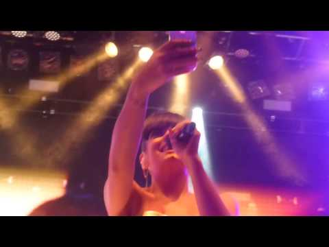 Lily Allen - Our Time (Live Debut) (HD) - O2 Shepherd's Bush Empire - 28.04.14