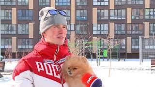 Денис Спицов Лыжник сборной России вернулся после международного сезона домой и сел на карантин