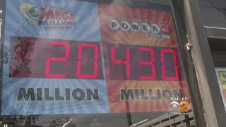 Long Islanders Getting In On The Action Ahead Of Wednesday's Powerball Drawing