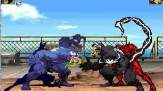 Repeat youtube video The Symbiote WAR