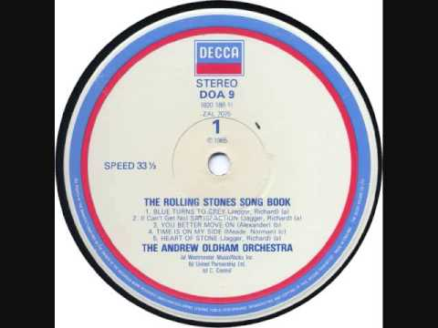 "The Andrew Oldham Orchestra ""Heart of Stone"""