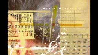Johann Johannsson - Part 3 & Part 4 (HQ Sound)