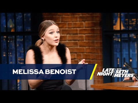 Melissa Benoist Confirms Glee Reunion for Supergirl and The Flash Musical Crossover