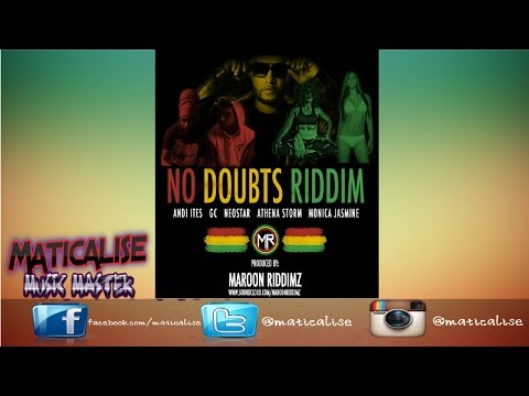 No Doubts Riddim Mix {Maroon Riddimz} [Reggae] @Maticalise