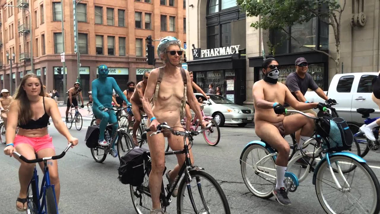 ride los naked bike angeles World