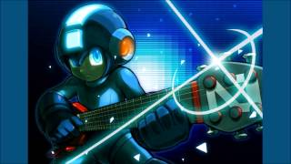 Mega Man Mega Metal Medley ~Instrumental Guitar Metal~