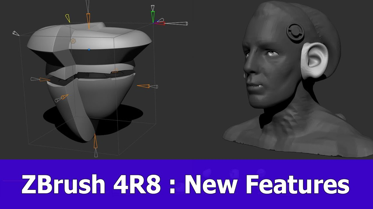 ZBrush 4R8 Crack Activated 2019 [Windows + Mac] Full Version