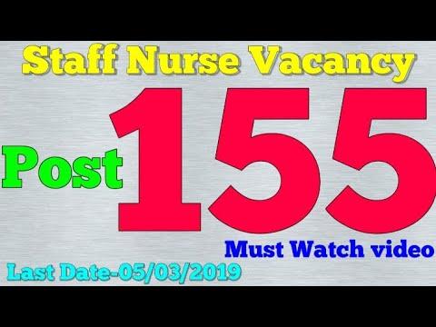 Staff Nurse Vacancy In Andhra Pradesh Post -155