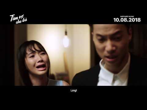 """Xem phim Tìm vợ cho ba - Phim Hài Tình Cảm """"TÌM VỢ CHO BÀ"""" Trailer 10.08.2018"""