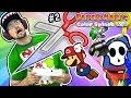 GAME GOT GOODER! Paper Mario Color Splash Part 2 Duddy