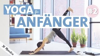Yoga für Anfänger | 30 Minuten Vinyasa Home Workout