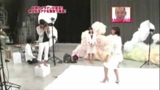 フジテレビ 新人アナ 山中章子 魅惑の腰使い