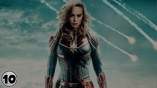What If Captain Marvel Was A Villain?