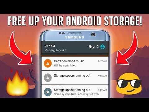 How To Free Up Space On Android Phone - Storage Space Running Out Solution