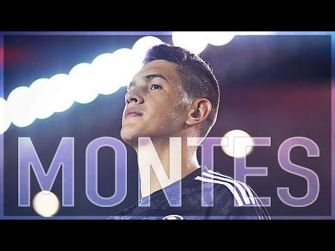 César Montes | Mejores Jugadas Defensivas, Goles y Pases | Monterrey y Mexico - 2020 by EE