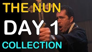 The Nun India Box Office collection DAY 1