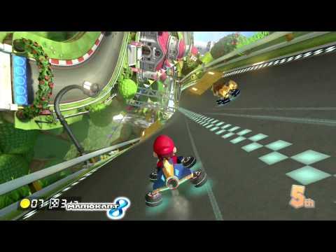Análisis / Review videojuego: Mario Kart 8