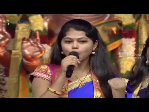 Shri Ramya Behara Devotional Song