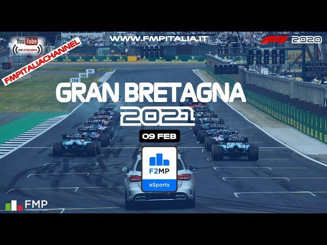 F2MP | #12 GRAN BRETAGNA GRAND PRIX | FMP ITALIA