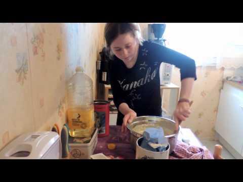 gateau-à-l'ananas-et-aux-poires