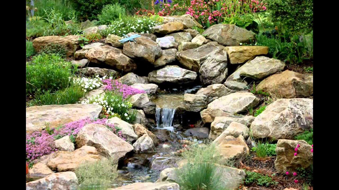 Exotic Water Features For Small Garden YouTube